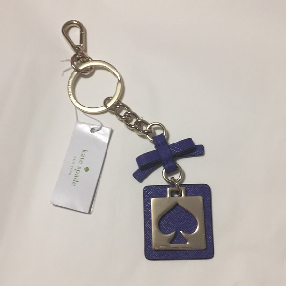 kate spade Accessories - Kate Spade cut out keychain